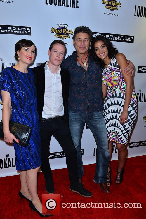 Michele Gray, Kaine Harling, Steven Bauer and Felisha Terrell 5