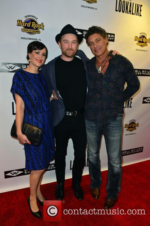 Michele Gray, Richard Gray and Steven Bauer 3
