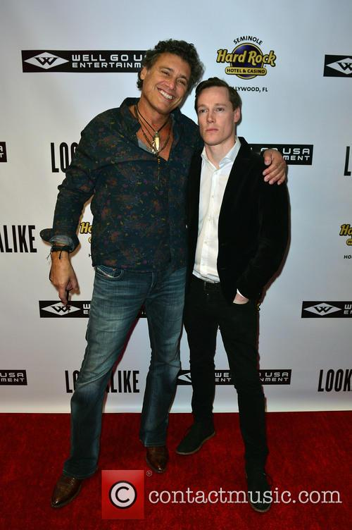 Steven Bauer and Kaine Harling 4