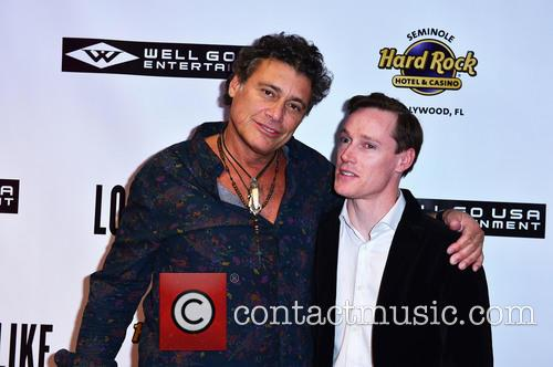 Steven Bauer and Kaine Harling 5