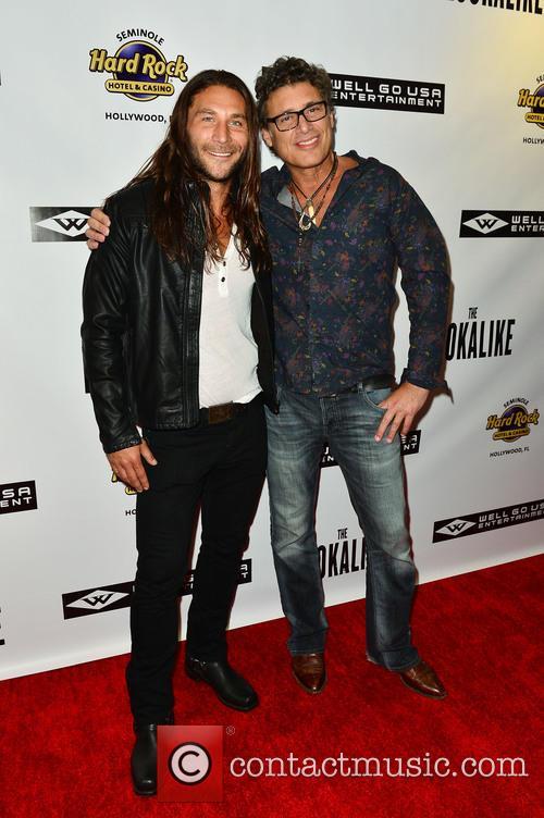Zack Mccain and Steven Bauer 4