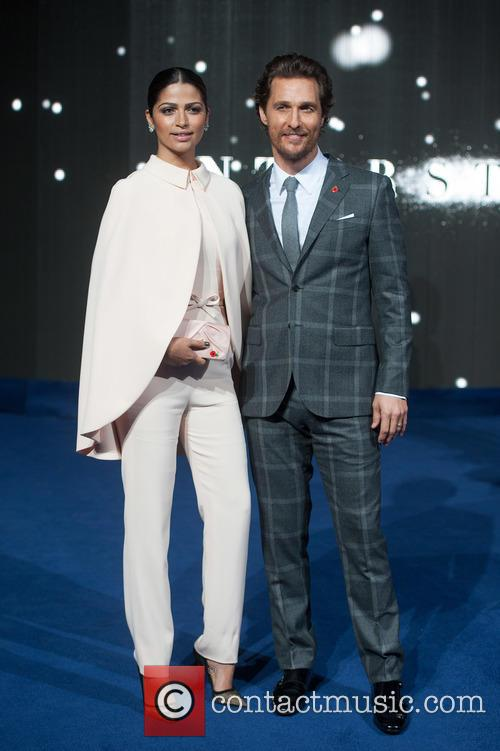 Matthew Mcconaughey and Camila Alves 5