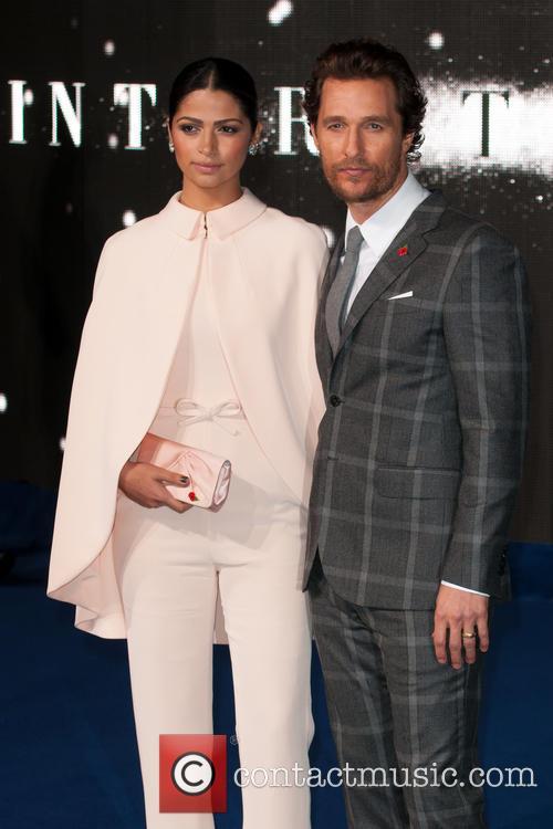 Camilla Alves and Matthew Mcconaughey 1