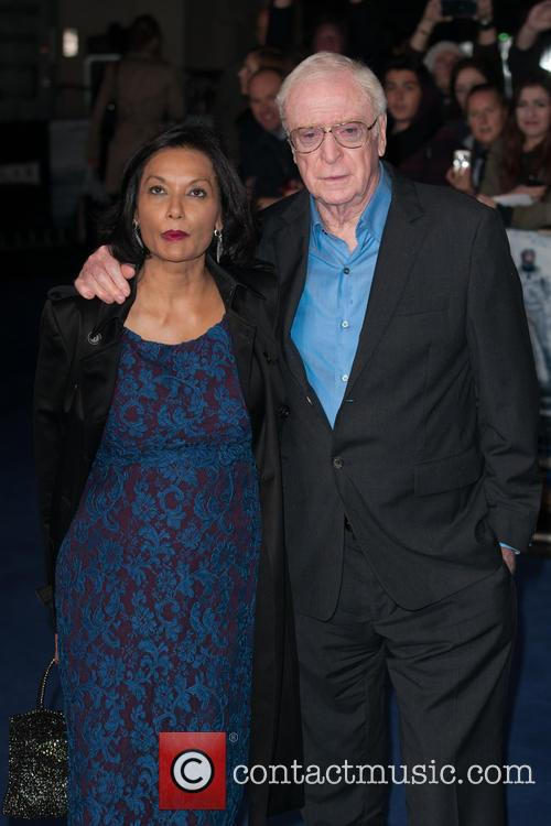 Michael Caine and Shakira Caine 4