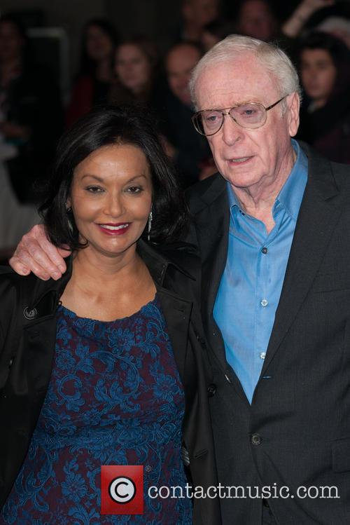 Michael Caine and Shakira Caine 5
