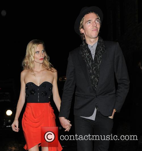 Poppy Delevingne and James Cook 1