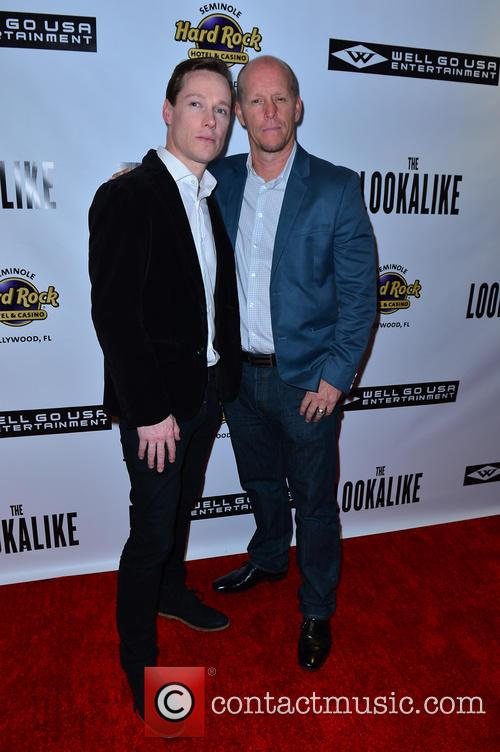Kaine Harling and James M. Wahlberg 2