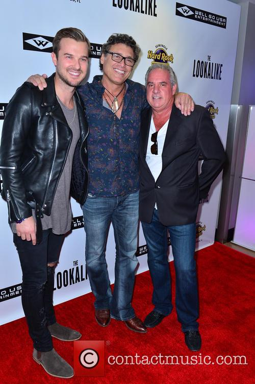 Rich Wilkerson Jr., Steven Bauer and Tommy Pooch 1