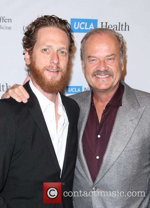 Brian Klugman and Kelsey Grammer 4