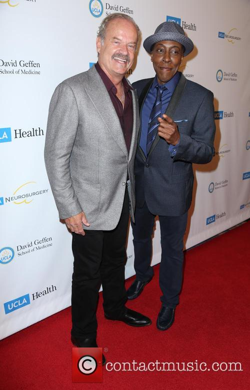 Kelsey Grammer and Arsenio Hall 3