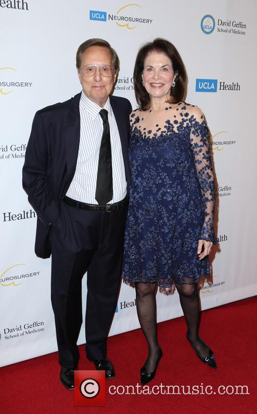 Sherry Lansing and William Friedkin 3