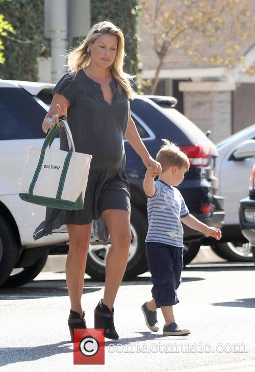 Ali Larter and Theodore Macarthur 3