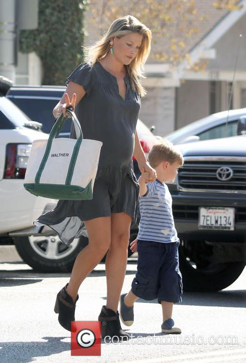 Ali Larter and Theodore Macarthur 4
