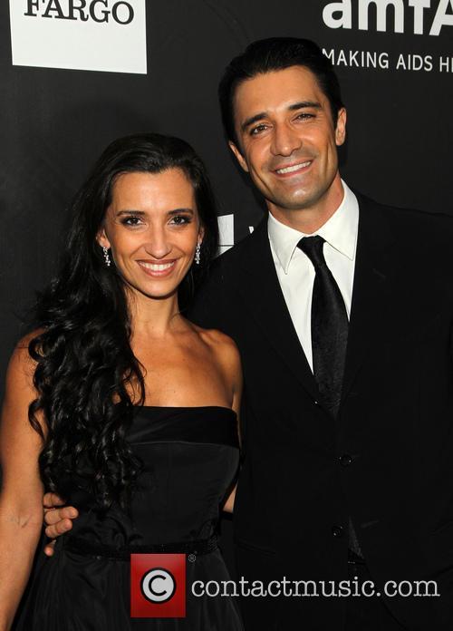 Carole Marini and Gilles Marini 6