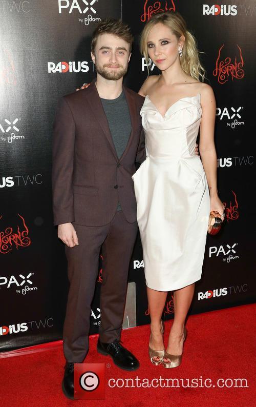 Daniel Radcliffe and Juno Temple 4