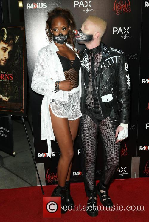 Keenya Hill and Shaun Ross 5
