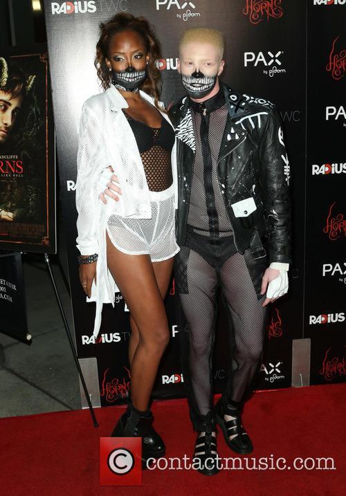 Keenya Hill and Shaun Ross 6