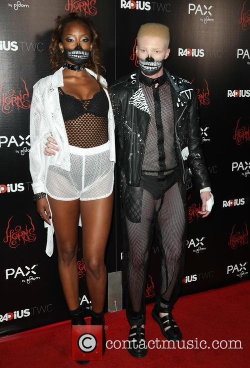 Keenya Hill and Shaun Ross 7
