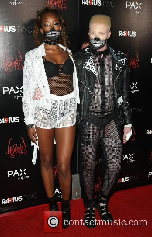 Keenya Hill and Shaun Ross 1