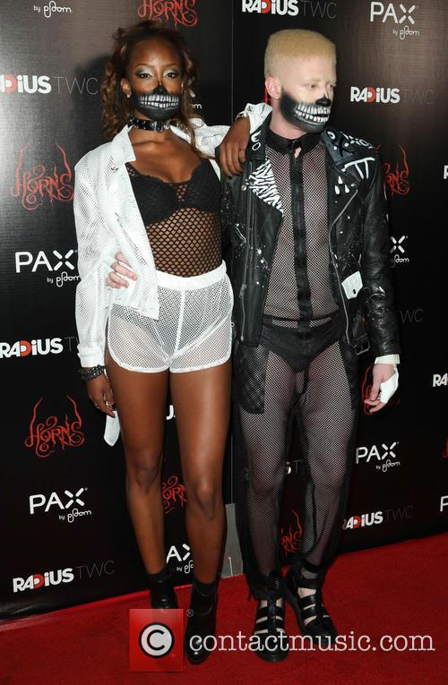 Keenya Hill and Shaun Ross 8
