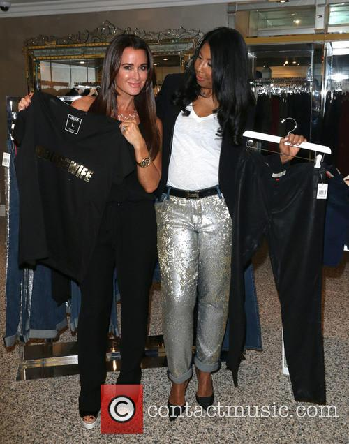 Kyle Richards and Cookie Johnson 2
