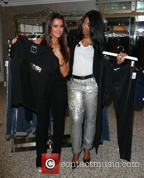 Kyle Richards and Cookie Johnson 3
