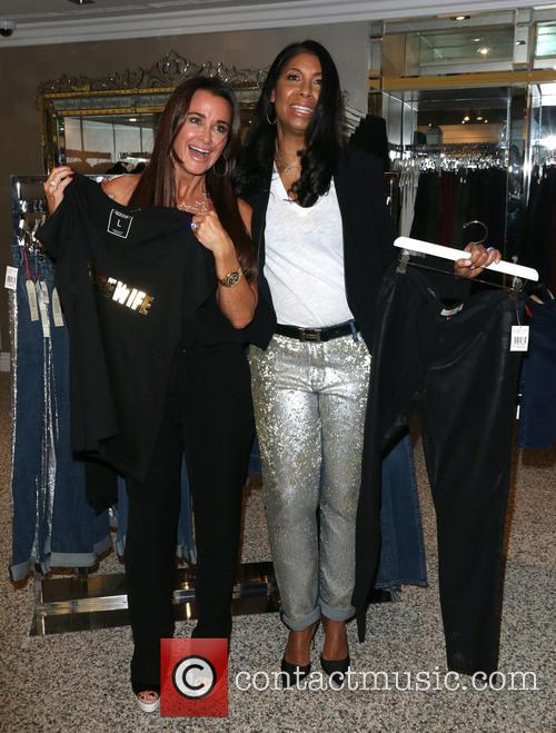 Kyle Richards and Cookie Johnson 5