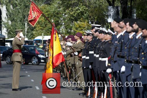 King Felipe Vi Of Spain 3