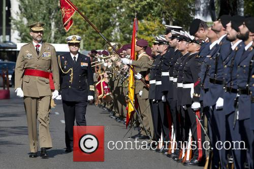 King Felipe Vi Of Spain 4