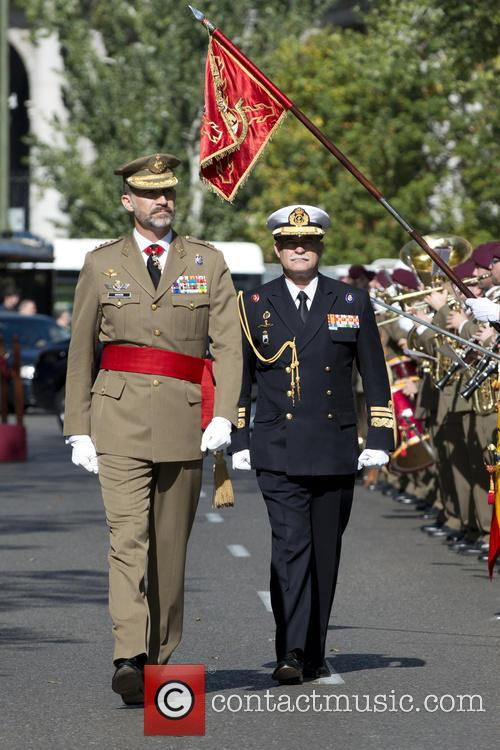 King Felipe Vi Of Spain 5