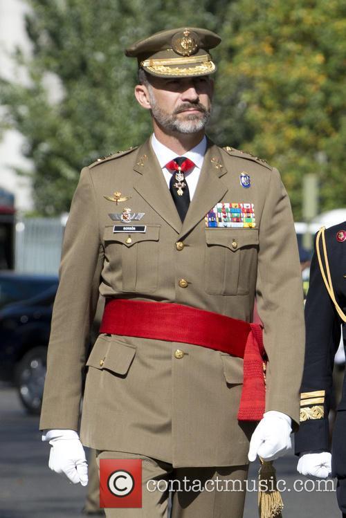 King Felipe Vi Of Spain 6