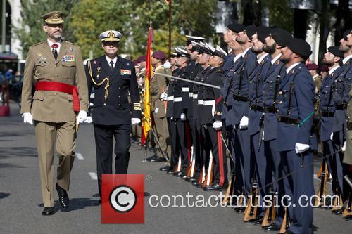 King Felipe Vi Of Spain 7