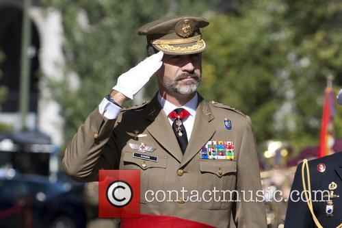 King Felipe Vi Of Spain 8