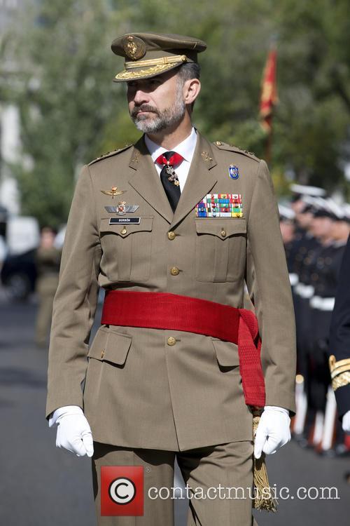 King Felipe Vi Of Spain 9
