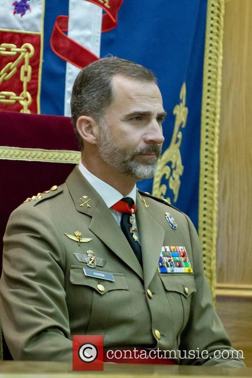 King Felipe Vi Of Spain 10