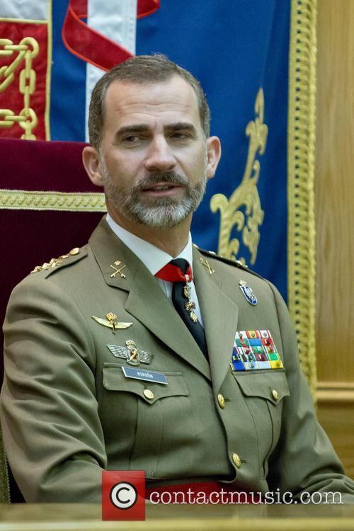 King Felipe Vi Of Spain 11