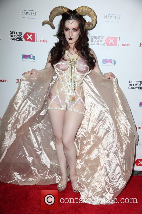 Burlesque Dancer 5