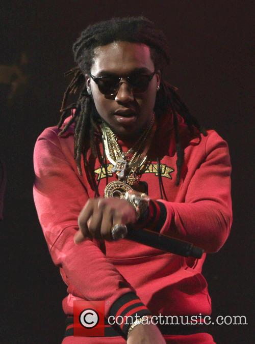 Migos and Takeoff 3