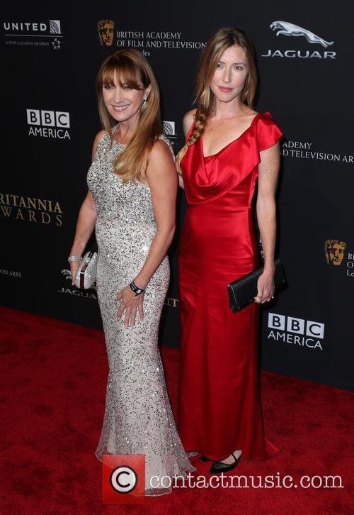 Jane Seymour and Katherine Flynn 2
