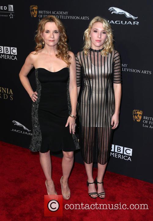 Lea Thompson and Katherine Flynn 3