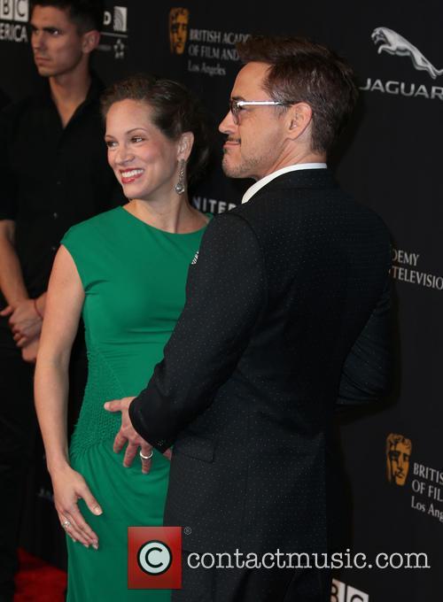 Robert Downey Jr. and Susan Downey 7