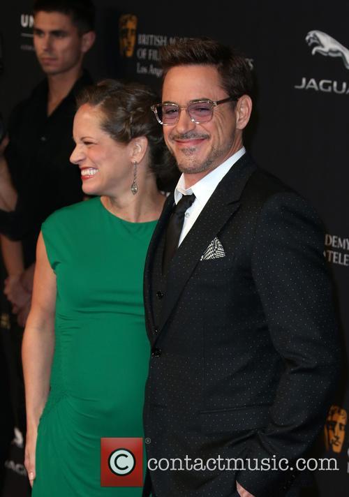 Robert Downey Jr. and Susan Downey 8