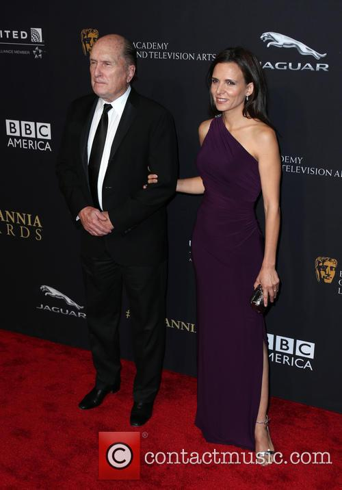 Robert Duvall, All and Luciana Pedraza 3