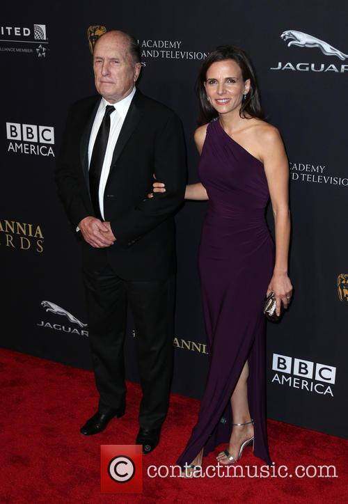 Robert Duvall, All and Luciana Pedraza 1