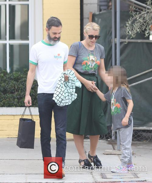 Busy Philipps - Busy Philipps and family out in West ...