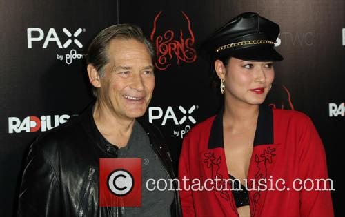 James Remar and Lisa Remar