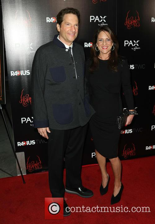 Peter Guber and Cathy Schulman