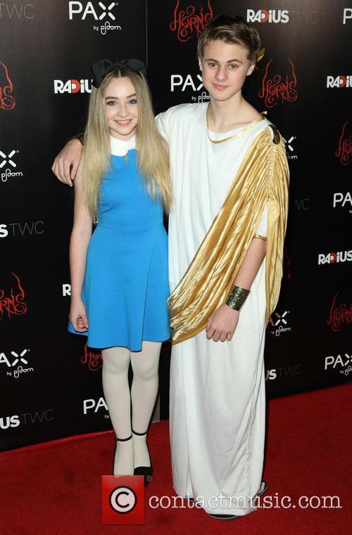 Sabrina Carpenter and Mitchell Kummen 8