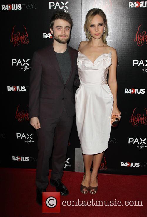 Daniel Radcliffe and Juno Temple 1