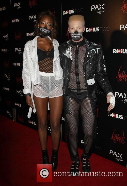 Keenyah Hill and Shaun Ross 2